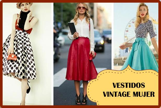Ropa vintage para mujer, claves para vestir bien