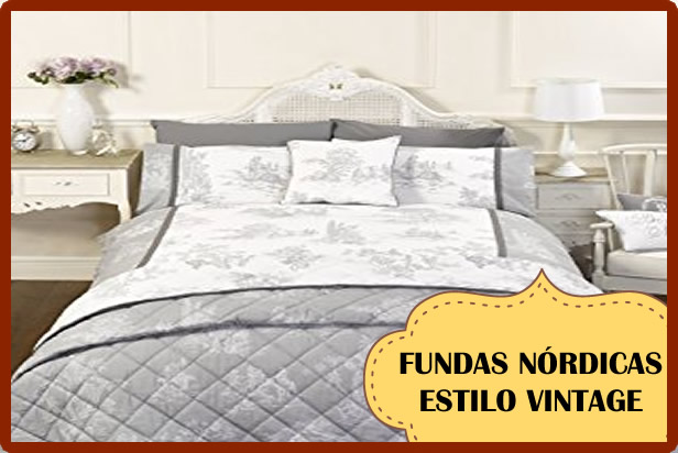 Fundas Nórdicas Vintage