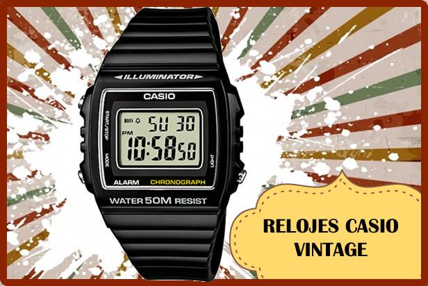 fff9a334209b reloj casio vintage. Recuerdan los relojes de ...