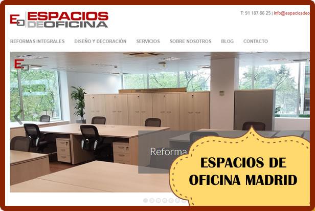 espacios de oficina madrid