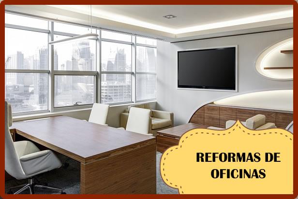elegir una empresa para reformas de oficinas en madrid