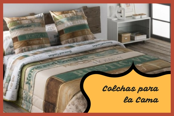 Colchas de cama Bouti: Buenas ideas para decorar tu dormitorio