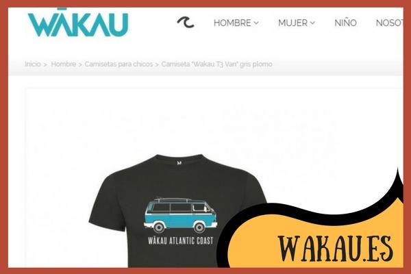 tienda online wakau