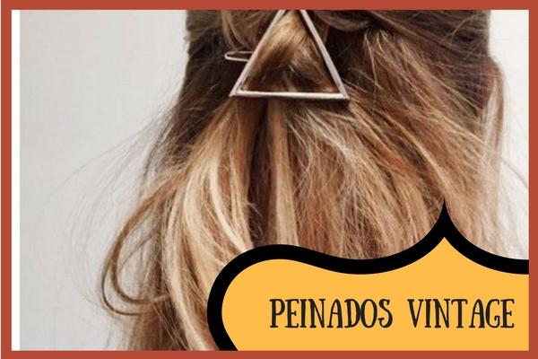 El Peinado Vintage Perfecto para cualquier ocasión especial
