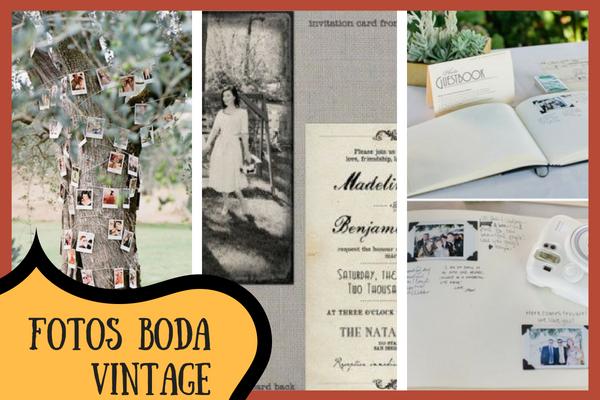 Foto Bodas Vintage