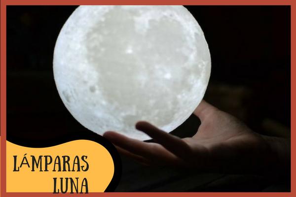 Lamparas Luna Regalar