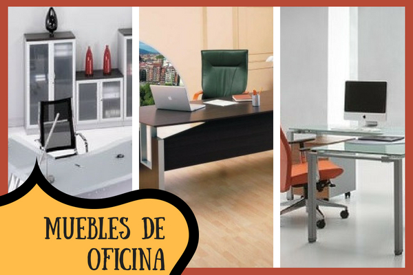 Muebles de segunda mano para oficina en Madrid