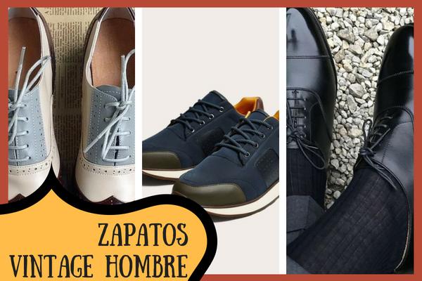 Tipos de Zapatos para Hombre