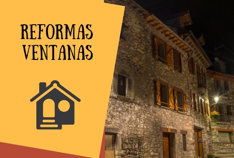Plan Renove Ventanas: reformas para mejorar