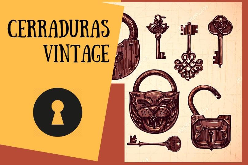 reparar cerraduras vintage