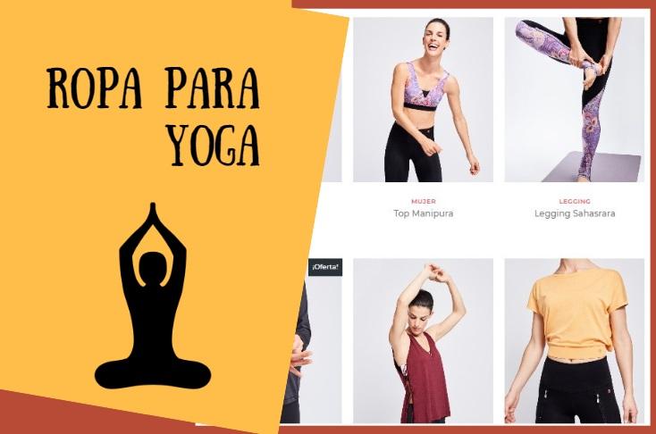 ropa yoga