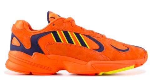 Adidas Yung 1, las zapatillas que pisan los 90