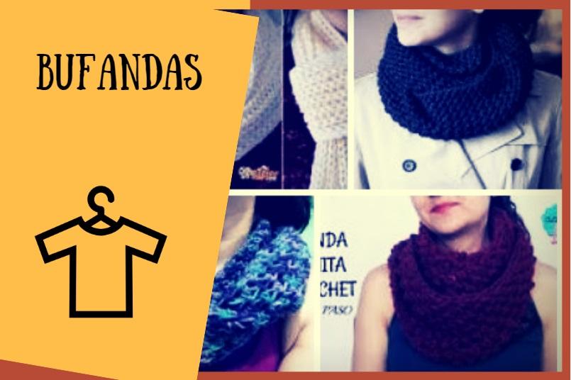 Bufandas con estilo vintage para combinar con tu ropa