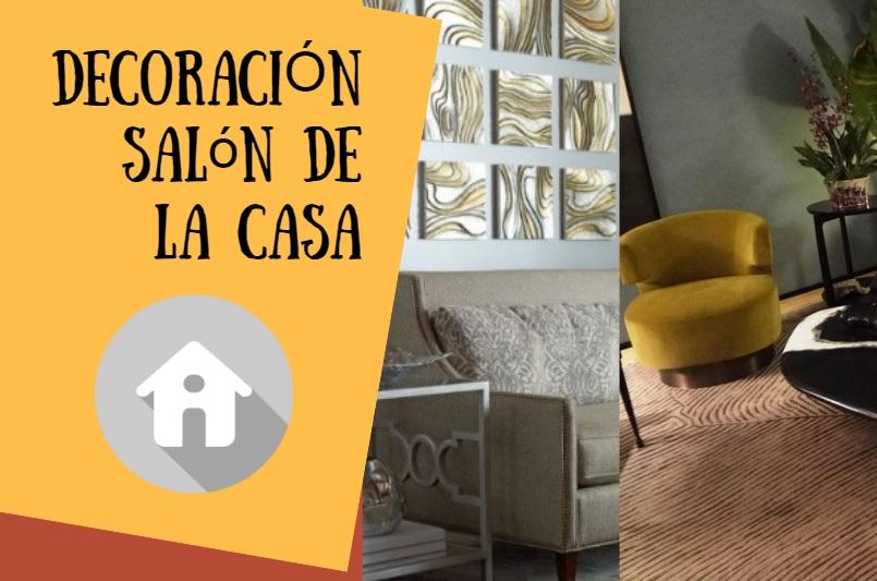 3 ideas de decoración para tu salón con estilo vintage