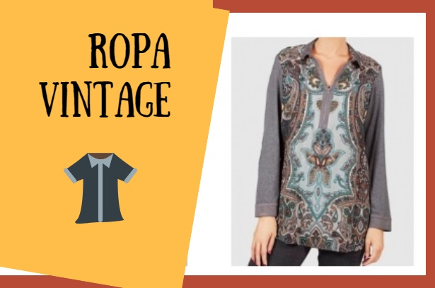 ropa vintage mujer 2