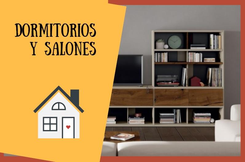 Dormitorios y Salones Clásicos