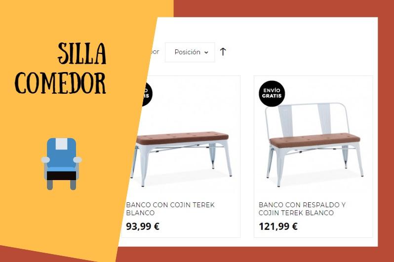 Las sillas de comedor que necesitas