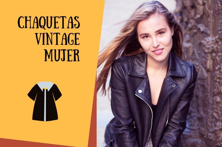 Chaquetas estilo vintage para mujer que debes probar este año