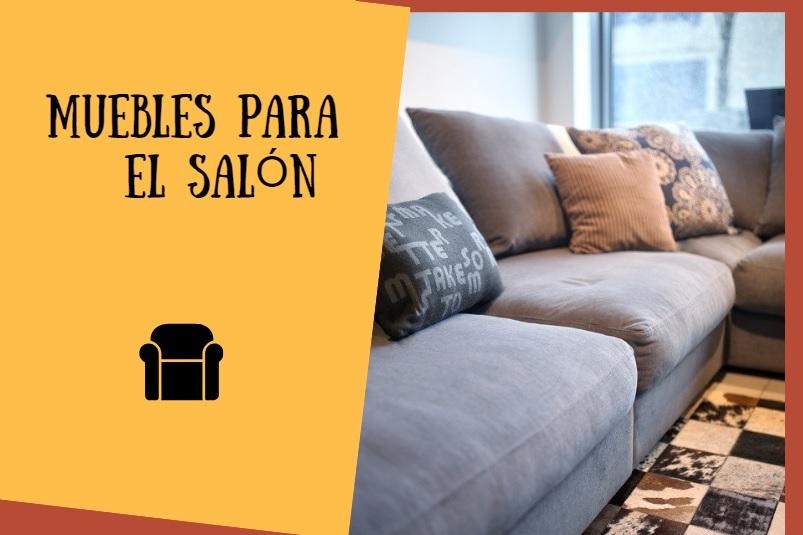 Cómo incorporar muebles modernos a un Salón Vintage
