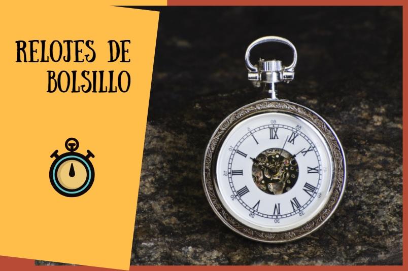 relojes de bolsillo vintage