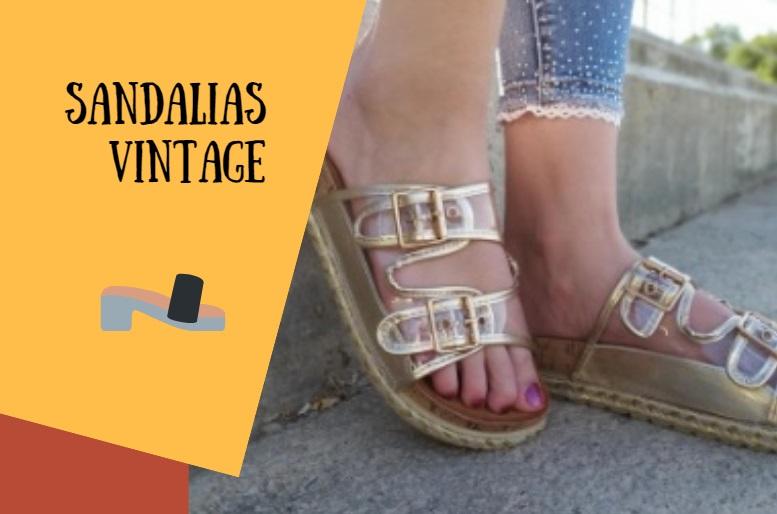 Dónde encontrar sandalias de moda a precios low cost este verano