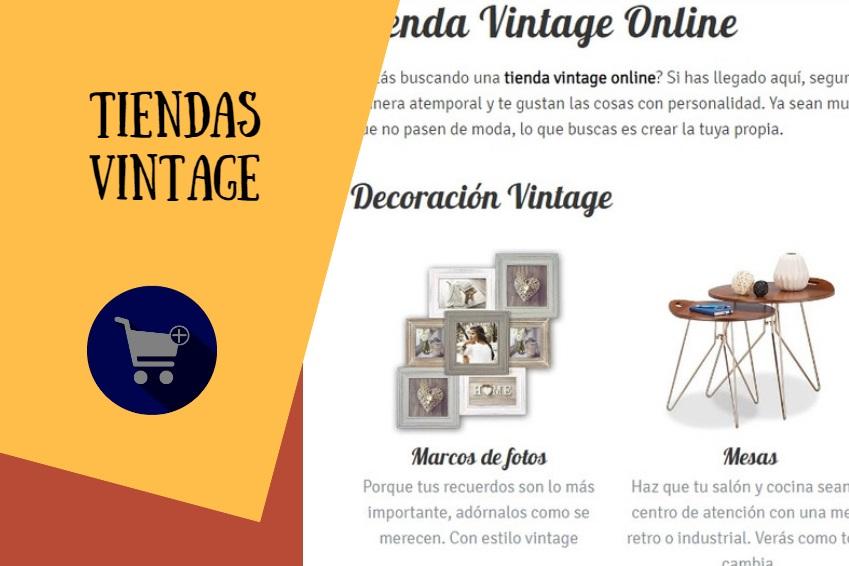 TiendaVintage.net – La tienda retro online que no puedes perderte