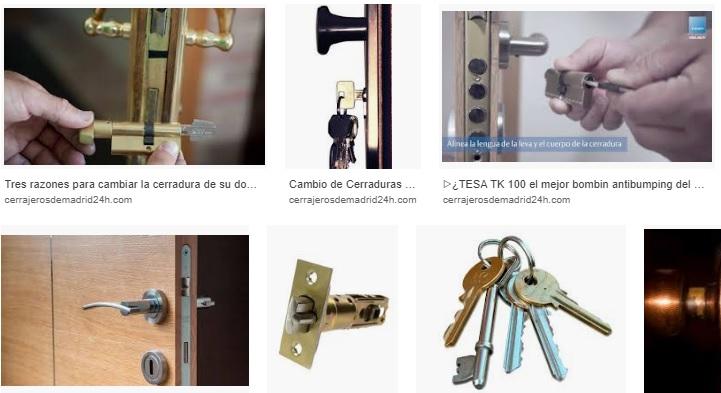 Cómo desmontar una cerradura de una puerta