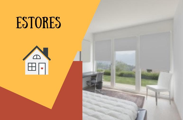 Estores Opacos para redecorar tu hogar o lugar de trabajo