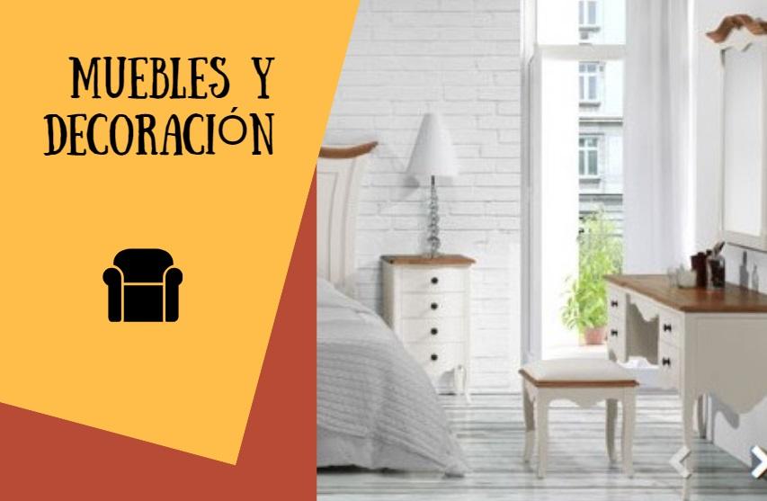 Consejos para comprar muebles y decorar tu hogar