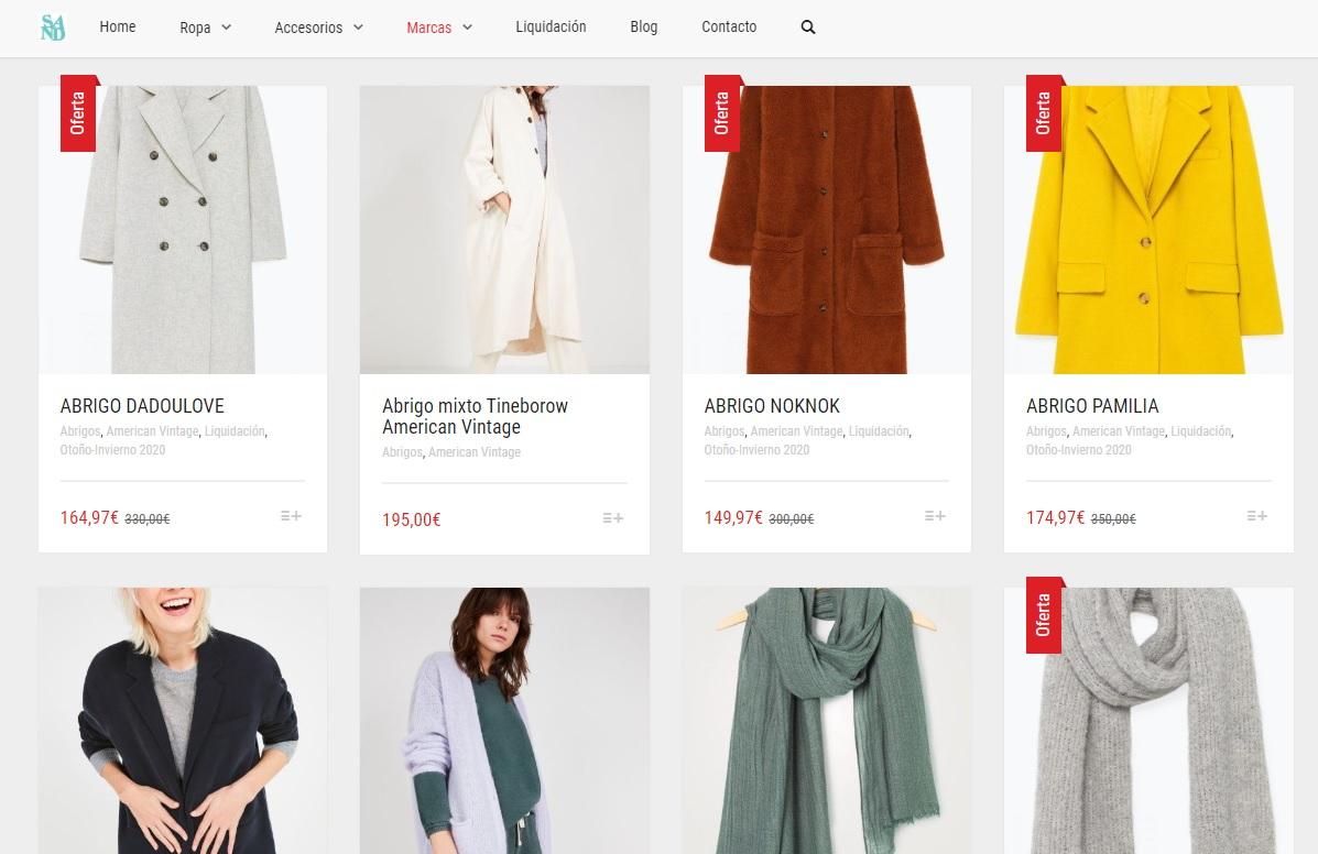 ropa american vintage