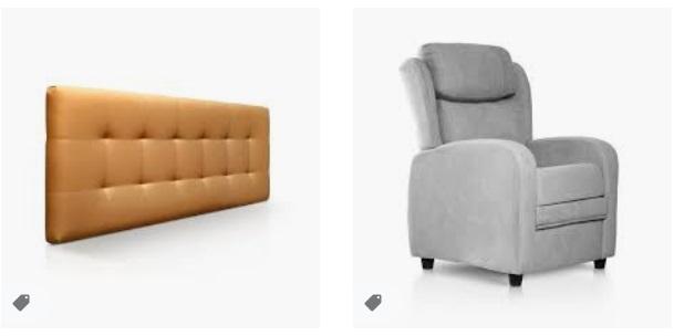 Consejos y Estilos de decoración con cabeceros o sillones relax