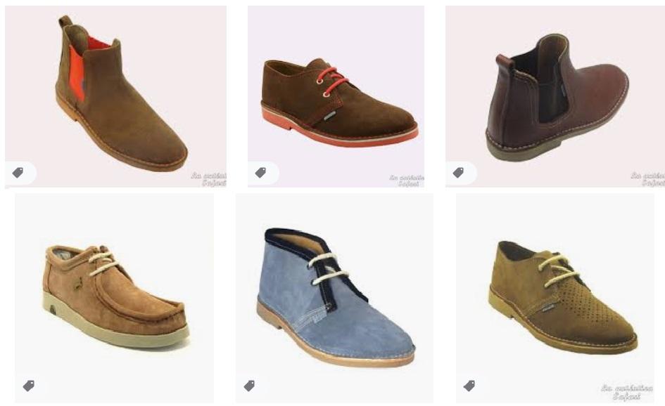 zapatos pisacacas safari