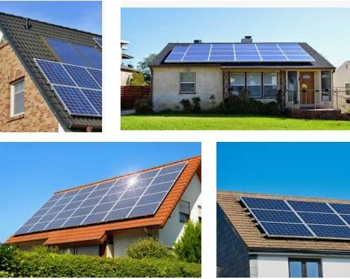paneles solares casa
