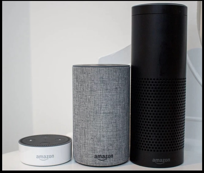 amazon altavoces inteligentes