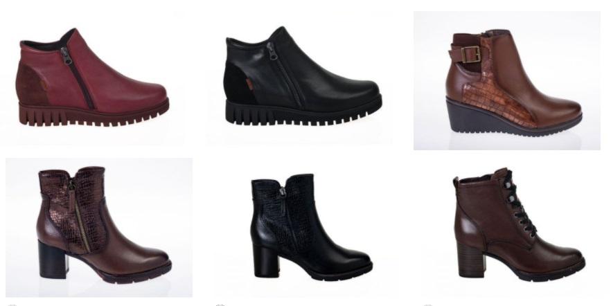 calzado comodo mujer
