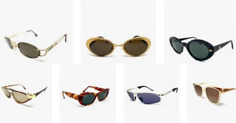 Conoce los modelos de gafas de sol clásicos de esta temporada