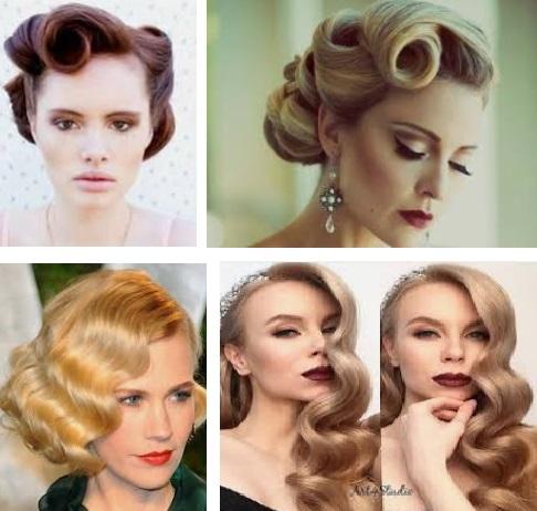Peinados Vintage que están de moda