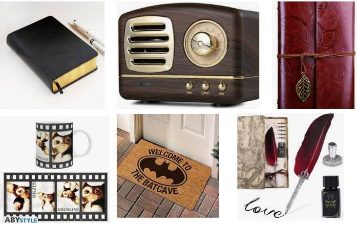 regalos vintage navidad