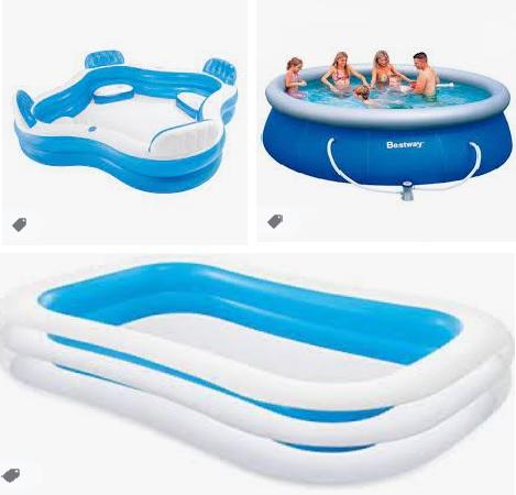 Consejos para el mantenimiento de tu piscina hinchable