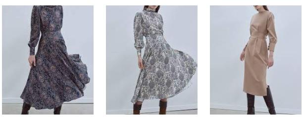 ¿Llevar vestidos largos en primavera es tendencia?
