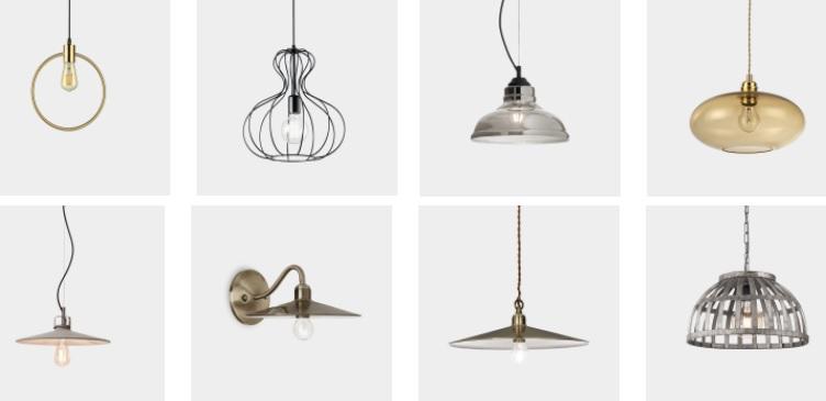 Iluminación vintage para tu hogar