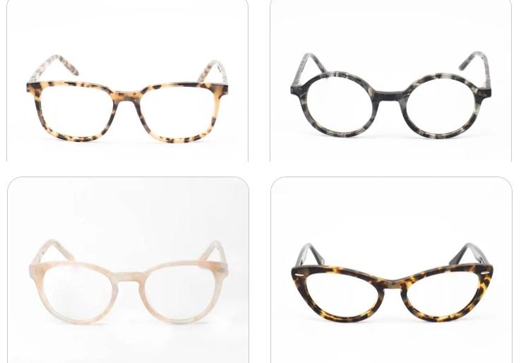 gafas diseño retro