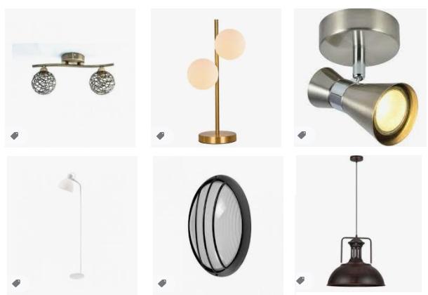Lámparas para decorar con estilo tu hogar