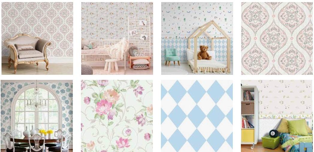 Cómo decorar tu hogar con papel pintado