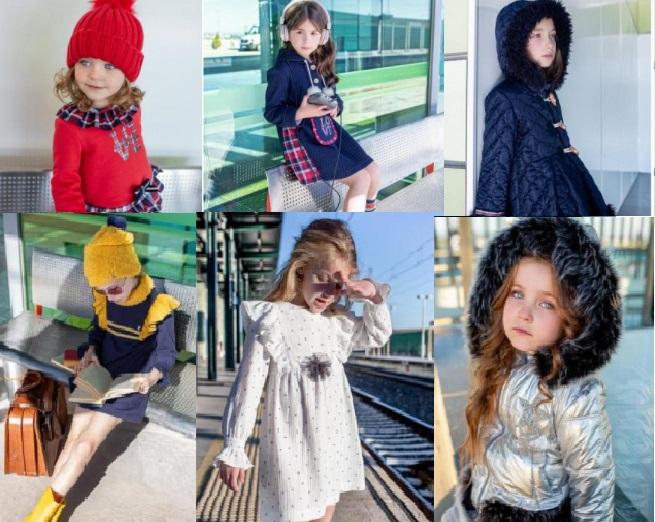 Nekenia y Vera: Moda infantil para otoño e invierno 2021