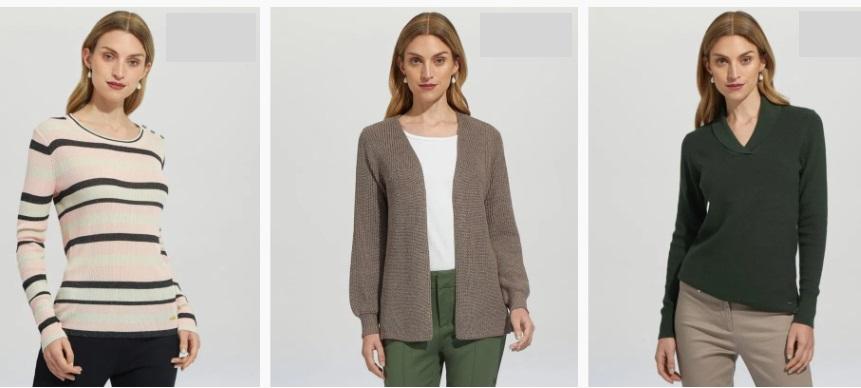 Blusas y Chompas de mujer que marcan tendencia