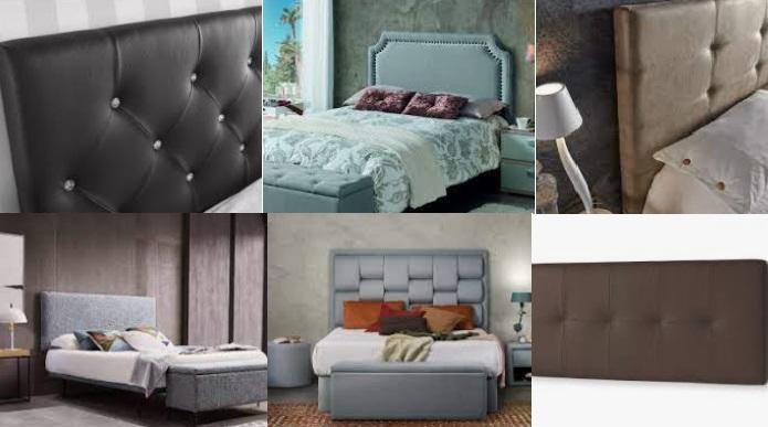Dale estilo a tu dormitorio con cabeceros y pies de cama como éstos