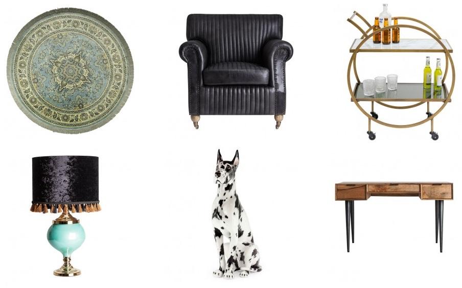 Muebles nuevos de estilo Vintage