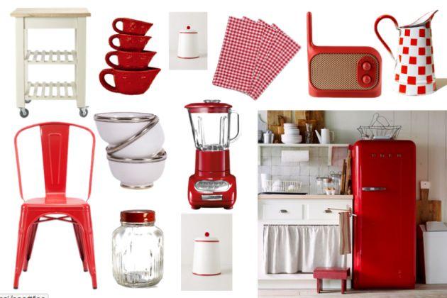 Como-decorar-una-cocina-vintage