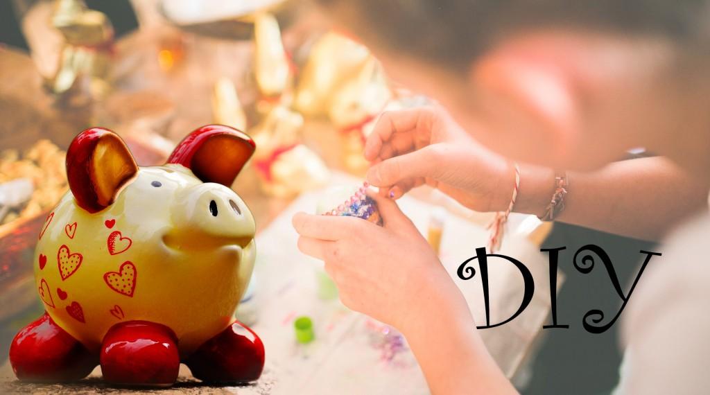 La decoración DIY, trucos para ahorrar dinero